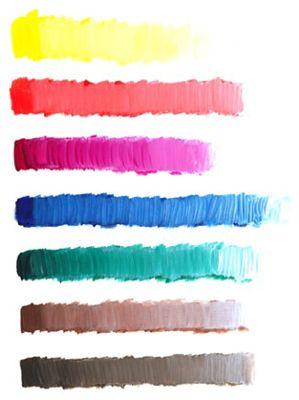 ���� - Tintométrico acrílico cores da pintura