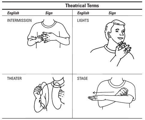 ���� - ASL: Como Entrar em ir para Eventos Culturais