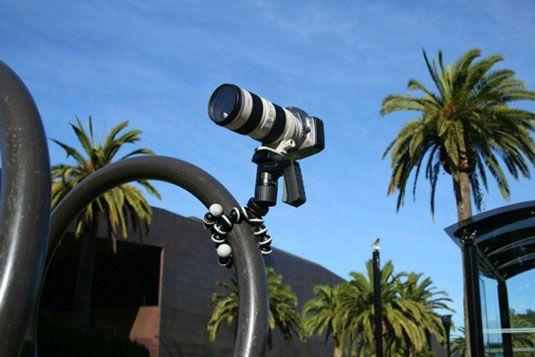���� - Escolha um tripé para sua câmera digital SLR