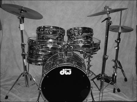 ���� - Desconstruir a Drumset