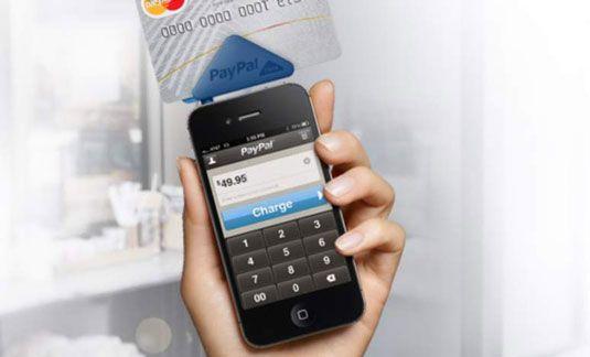 ���� - Diferentes formas de pagar através de PayPal