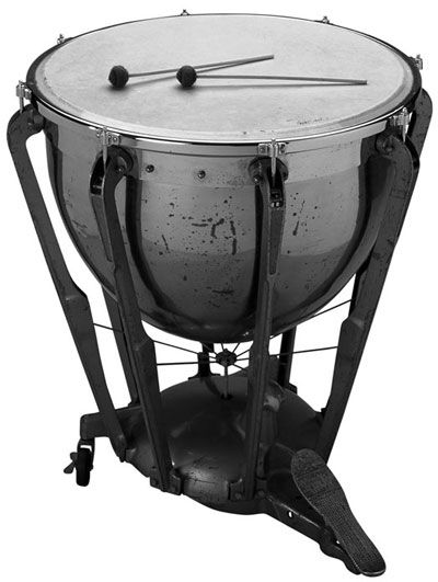 ���� - Descobrir o tambor Timpani na música clássica