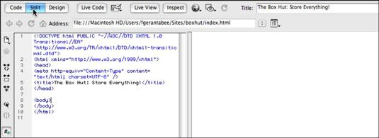 Controle a sua visualização da página na barra de ferramentas Documento.