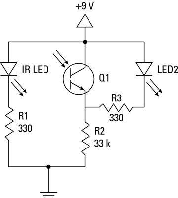 ���� - Projetos Eletrônica: Como construir um coletor-comum Proximity Detector