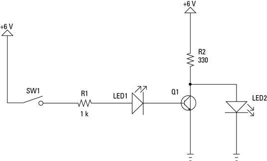 ���� - Projetos Eletrônica: Como construir um portão circuito não