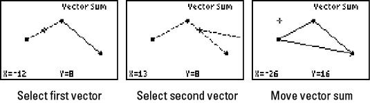 ���� - Encontre o Slope e construir um vetor com Geomaster