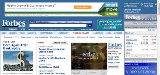 ���� - Para Idosos: Obter conselhos sobre finanças on-line