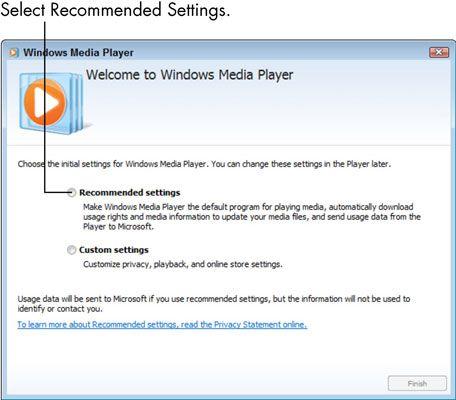 ���� - Para Idosos: Como ouvir música no Windows Media Player