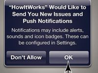 ���� - Para Idosos: Leia os periódicos em seu iPhone 4S através de Banca
