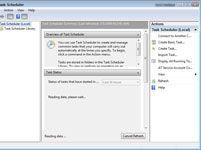 ���� - Para Idosos: Tarefas de manutenção de agendamento do Windows '