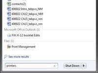 ���� - Para Idosos: Procurar um arquivo do Windows