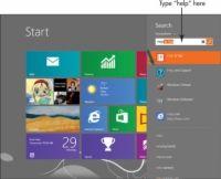 ���� - Para Idosos: Pesquisa do Windows 8.1 Ajuda