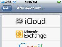 ���� - Para Idosos: Assinar e compartilhar calendários no iPhone 4S
