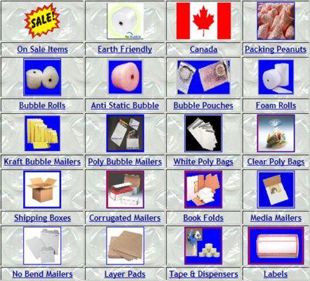 ���� - Para Idosos: Onde encontrar materiais de embalagem para enviar seu eBay item