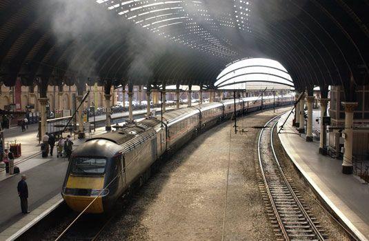 ���� - Verde Dica bruta: Curso pelo trem vez de por carro ou avião