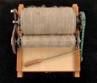 ���� - Handspinning: Quatro maneiras de se preparar para a fiação de fibra