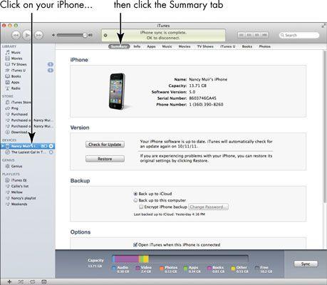 ���� - Como idosos podem atualizar o sistema operacional do iPhone 4S para iOS 5