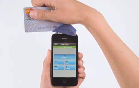 ���� - Como aceitar pagamentos de Smartphones com PayPal Here & # 153-