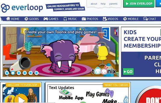 ���� - Como o acesso das crianças Social Media perfil Informação