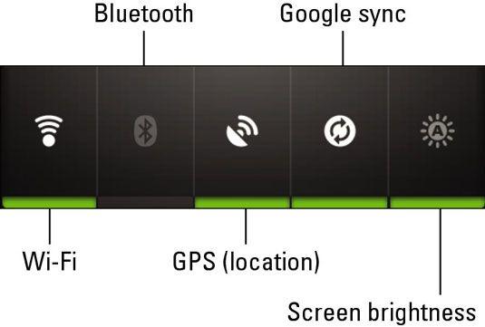 ���� - Como ativar o Wi-Fi em seu Droid Bionic