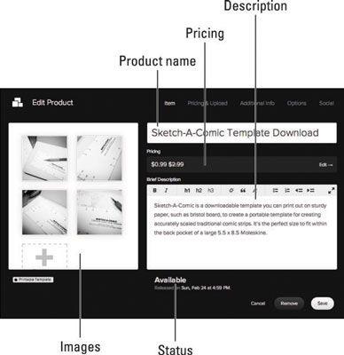 ���� - Como adicionar e remover produtos ao seu site Squarespace