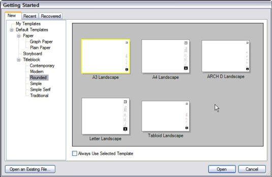 ���� - Como construir um documento de layout
