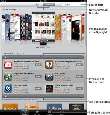 ���� - Como comprar na App Store no iPad