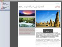 ���� - Como alterar Imagens no iWeb site