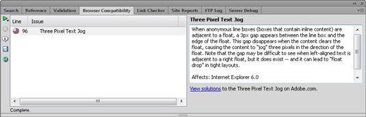 ���� - Como Verificar compatibilidade do navegador com a página Web