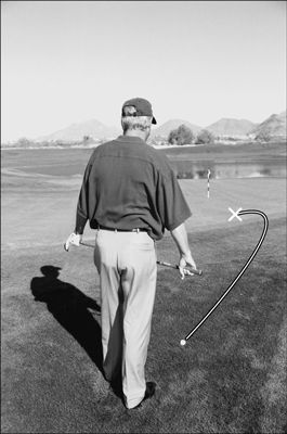���� - Como lasque um tiro no Golf