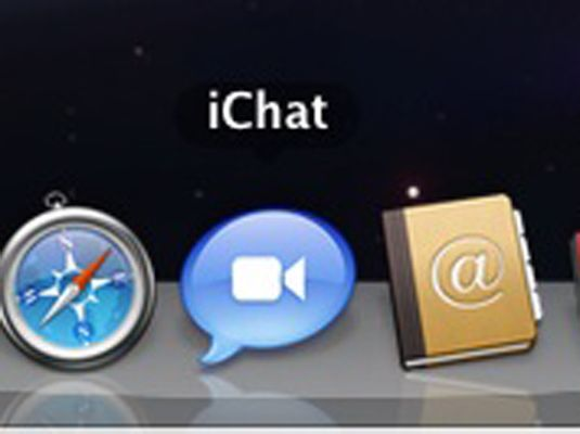 ���� - Como configurar o iChat no Mac OS X Snow Leopard