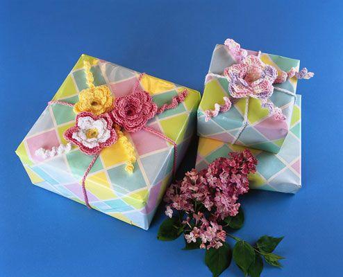 ���� - Como Crochet Flores