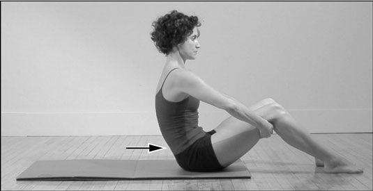 ���� - Como fazer Pilates C Curva Posições