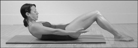���� - Como fazer a posição Pilates Abdominal