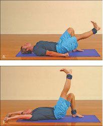 ���� - Como fazer o Yoga-com-Pesos calibre Exercício