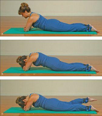 ���� - Como fazer o Yoga-com-Pesos cavalo Exercício