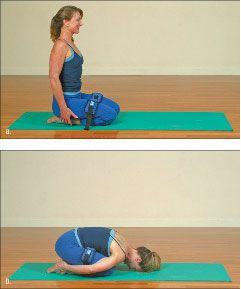 ���� - Como fazer o Yoga-com-Pesos Coelho Exercício
