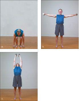 ���� - Como fazer o Yoga-com-Pesos Rise and Shine Exercício