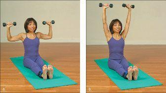 ���� - Como fazer o exercício Pessoal Ioga-com-Pesos
