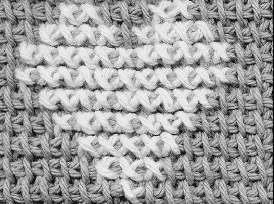 ���� - Como Borde Em Crochet