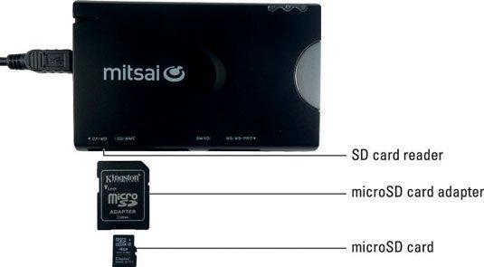 ���� - Como Pisca seu cartão microSD BeagleBone