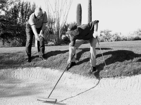 ���� - Como seguir Proper Golf Etiquette