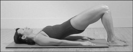 ���� - Como formar a posição Pilates Ponte