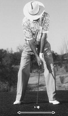 ���� - Como bater uma bola de golfe em ventos fortes