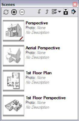 ���� - Como incluir SketchUp Model Views em documentos de Disposição