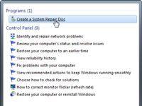 ���� - Como fazer um Windows Disc Repair 7 Sistema