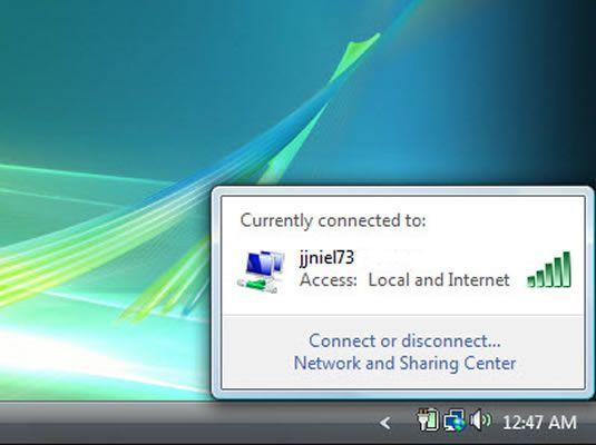 ���� - Como fazer uma conexão de rede sem fio