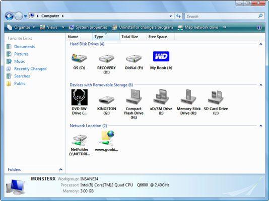 ���� - Como fazer backup manualmente de seus dados no Windows