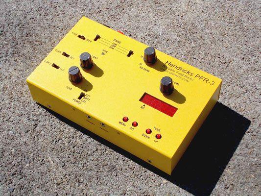 ���� - Como operar radioamador em baixa potência (QRP)