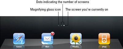 ���� - Como organizar aplicativos em seu iPad